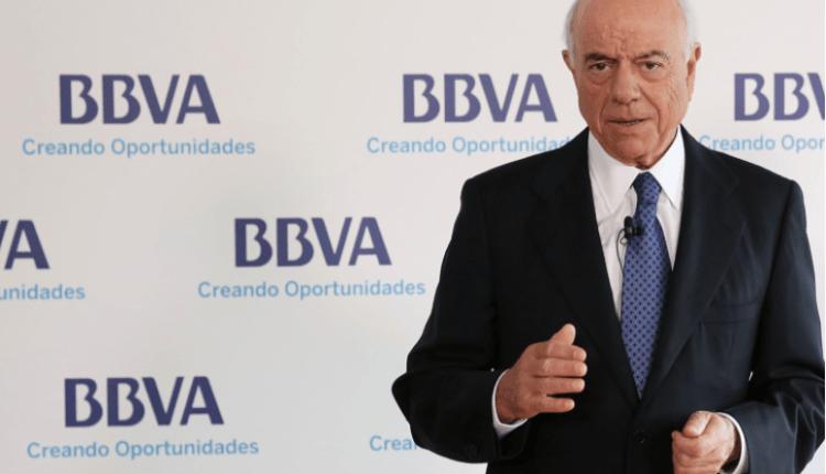 """""""El crecimiento de productos y soluciones va a ser explosivo"""": Francisco González, presidente de BBVA"""