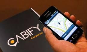 """""""Ministerio de Transporte, en contra de la movilidad en la era digital"""" Cabify"""