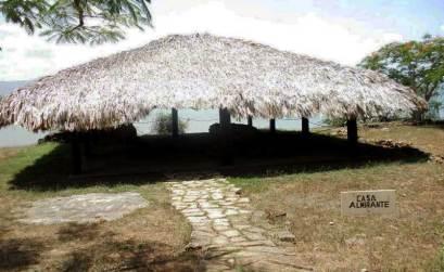 Casa del almirante Colón en La Isabela