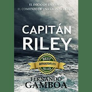 Capitán Riley Portada