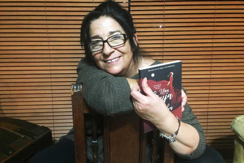 Una bruja sin escoba, novela de Antonia J Corrales