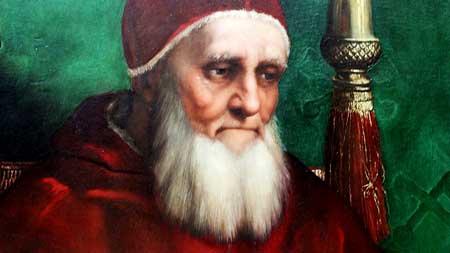 Uno más del montón, Papa Julio II, una vida en word