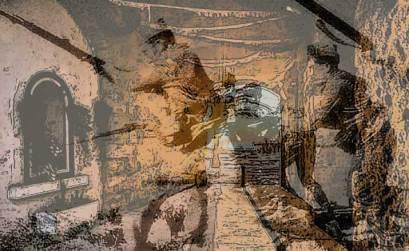 El terror invade la serena paz de Tabarca, entrega 20 de la novela A tres pasos de Luna