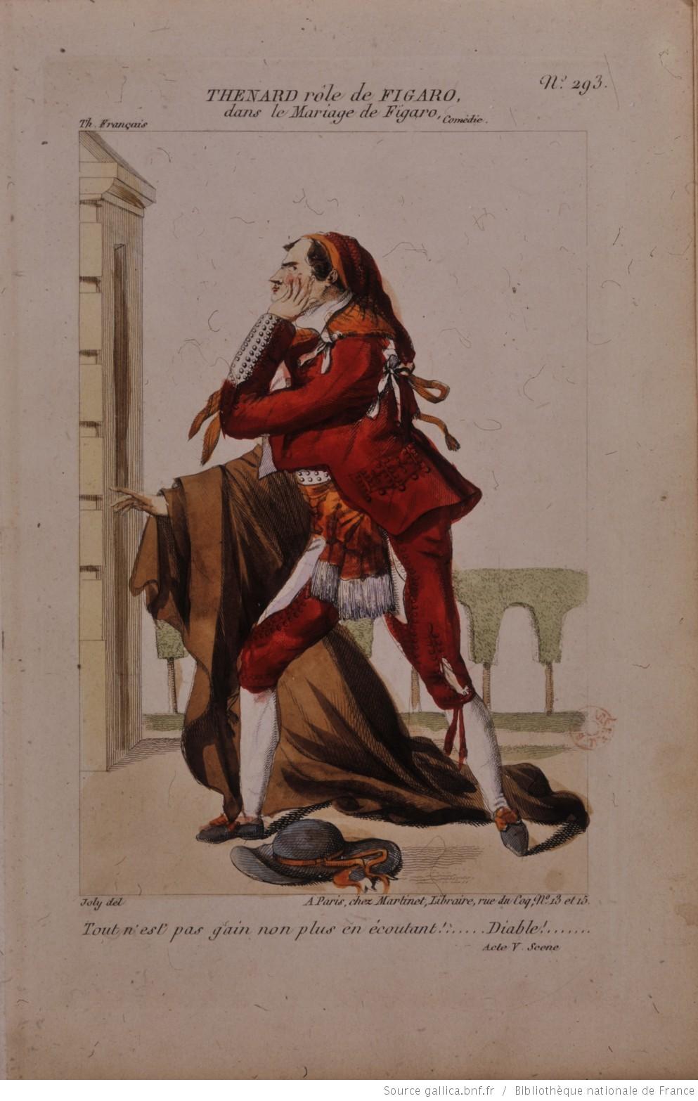 Le Mariage de Figaro (Beaumarchais) , Libre Théâtre