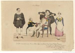 Le théâtre au XVIIIe siècle
