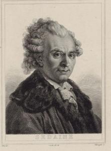 Estampe de Méhu et Villerey fils. 1810-1830