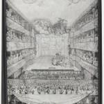 Intérieur d'un théâtre / Wille fils ; Bibliothèque nationale de France.