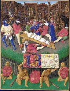 Le théâtre au Moyen-Âge