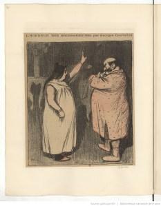 L'Honneur des Brossarbourg de Georges Courteline