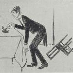 Théodore cherche des allumettes de Georges Courteline