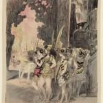 Le chevalier Hanneton de Georges Courteline
