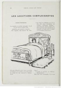 Les Locutions complaisantes de Georges Courteline
