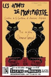 Les Amants de Montmartre (Courteline)