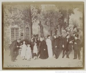 La Grand'mère de Victor Hugo