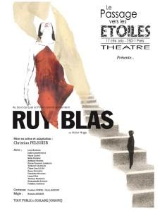 Ruy Blas mis en scène par Christian Pelissier