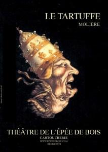 Le Tartuffe, mise en scène par Antonio Díaz-Florián