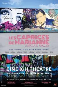 Les Caprices de Marianne, mise en scène Patrick Alluin et Simon Coutret