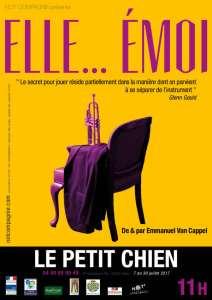 Elle…émoi de Emmanuel Van Cappel