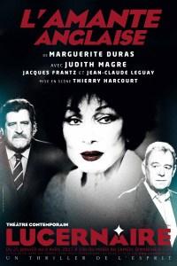 L'Amante anglaise, mise en scène de Thierry Harcourt