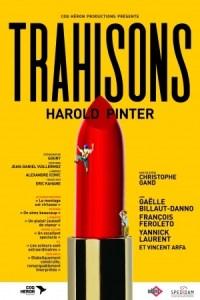 Trahisons de Harold Pinter