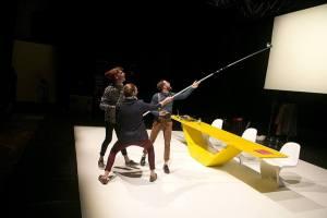 Buzz – Ramdam au Nouveau Théâtre de Montreuil