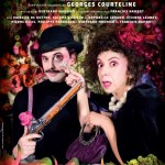 L'Affaire Courteline, mise en scène de Bertrand Mounier