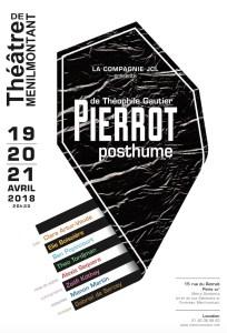 Pierrot posthume par la Compagnie JCL