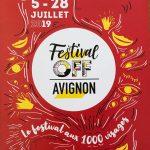Les nouveautés du Festival OFF Avignon 2019