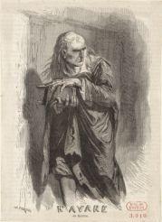 Monologue d'Harpagon dans L'Avare de Molière (Acte IV, scène 7) – La cassette