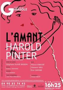 L'Amant de Harold Pinter par la Compagnie Oléa