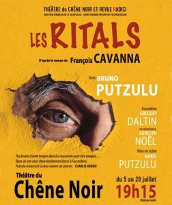 Les Ritals d'après le roman de François Cavanna