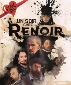 Un soir chez Renoir de Cliff Paillé