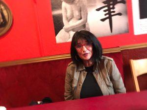 Interview de Nadjette Boughalem, Compagnie On joue aussi de l'autre côté