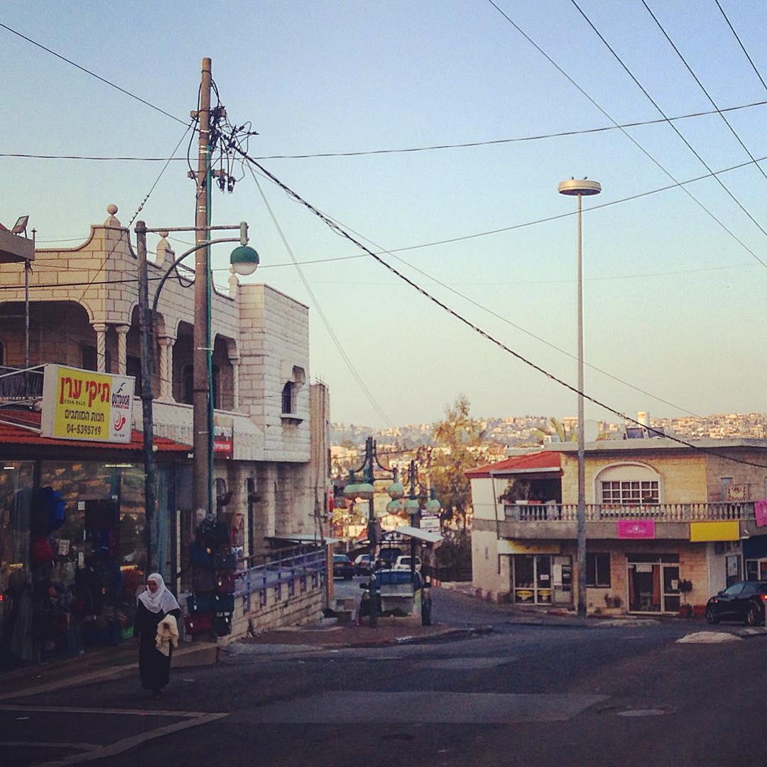 Daliat el-Carmel est une ville druze dominant le mont Carmel près d'Haïfa, Israël.