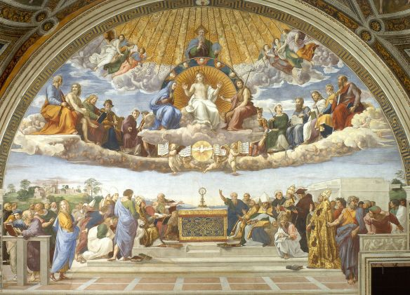 The Communion of Heaven and Earth in the Mystery of the Eucharist