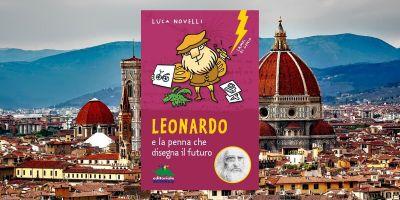 Leonardo e la penna che disegna il futuro @Libringioco