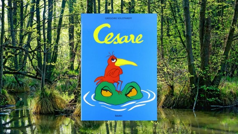 Cesare @Libringioco
