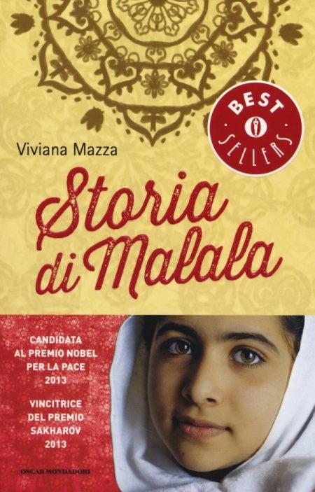 Storia di Malala cover