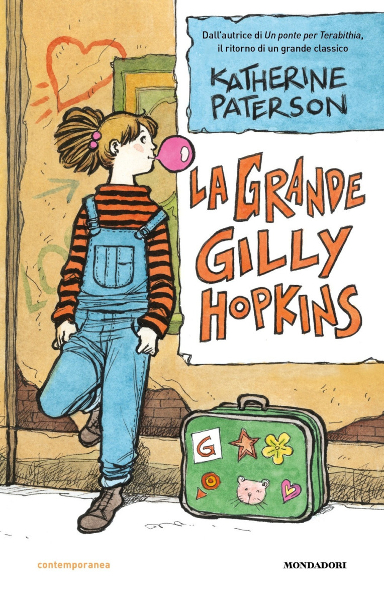 La grande Gilly Hopkins copertina