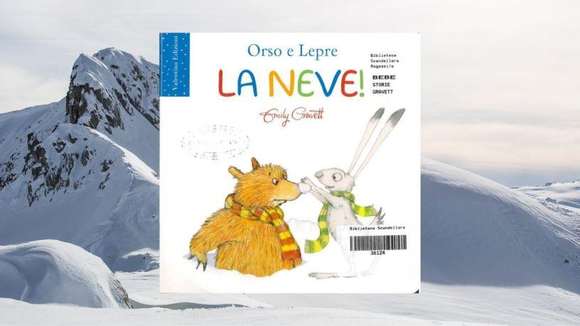 La neve! Orso e Lepre