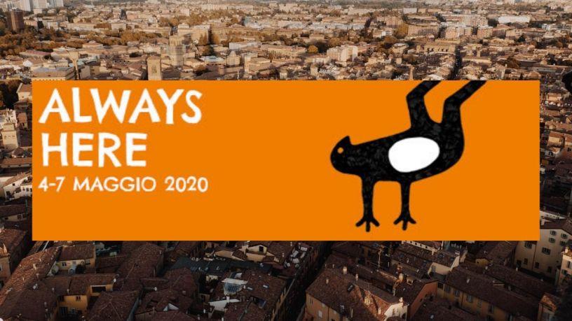 Fiera del libro per ragazzi di Bologna 2020