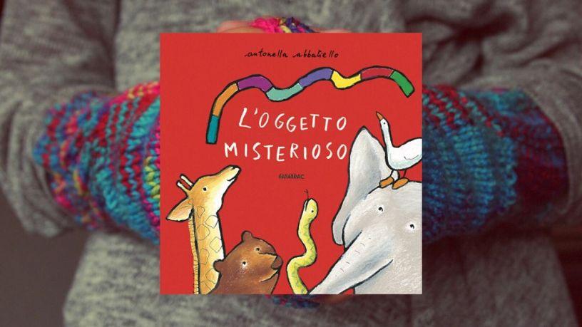 L'oggetto misterioso @Libringioco