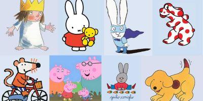 I personaggi seriali nei libri per bambini
