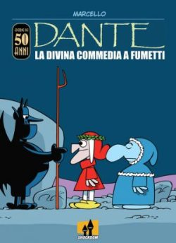 Dante la divina commedia a fumetti