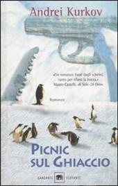picnic sul ghiaccio