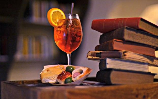 aperitivo con l'autorei