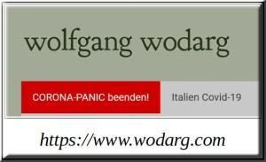 Wolfgang Wodarg | Coronaviren sind nicht das Problem-bleiben Sie besonnen!