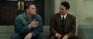 Leonardo Di Caprio e Mark Ruffalo in Shutter Island di Martin Scorsese