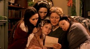 Susan Sarandon nel film Piccole donne di Gillian Armstrong
