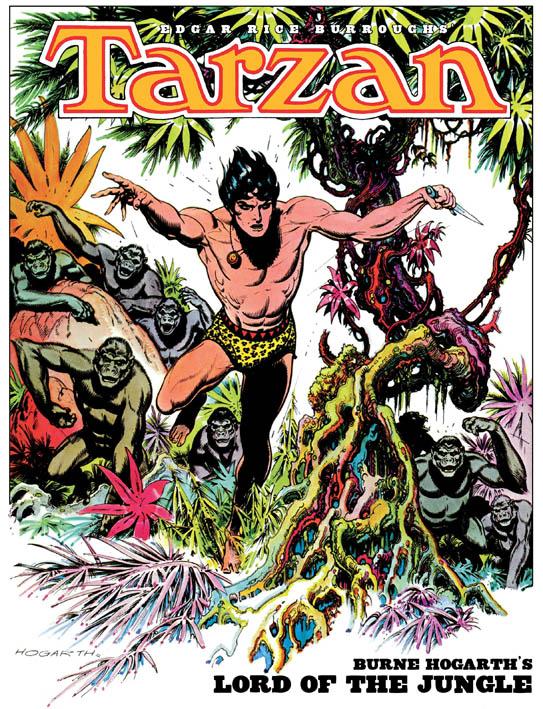 Tarzan Burne Hogarth